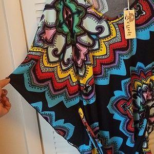 Aryeh Dresses - Aryeh 4x Tunic Sweater Dress